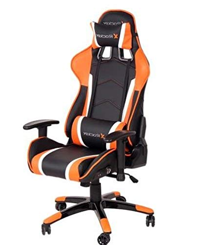 Gaming Chairs For Kids Or For Adults Or Teens-Black Orange PC Gaming Chair with  sc 1 st  Amazon.com & Amazon.com: Gaming Chairs For Kids Or For Adults Or Teens-Black ...