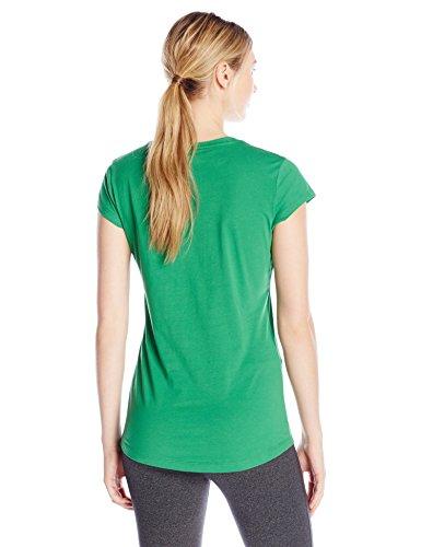 Puma mujer olímpicos Ventilador Tee W Verde