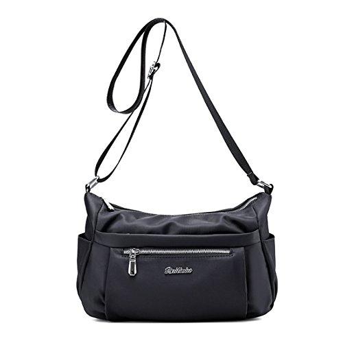 Bag Cross Body For Black Shoulder Bag Women Unyu PA1Tawqw