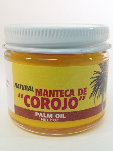 Imperial Oil (Manteca De Corojo 2 Oz. Red Palm Oil By Imperial)
