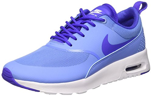 Thea Blue Max Violet White Femme Air Blu Chalk NIKE Baskets Prsn nRZqB