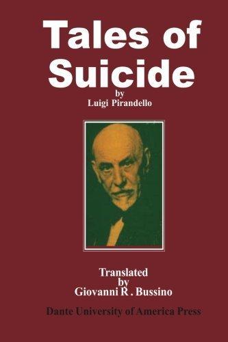 Tales of Suicide by Pirandello, Luigi, Bussino, Giovanni (2014) Paperback
