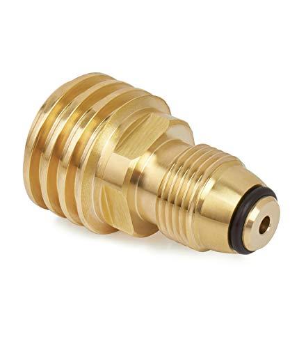 valve for 100 lb propane tank - 5