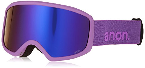 Anon Women's Deringer Goggle, Imperial/Blue Cobalt, One - Anon Womens Goggles