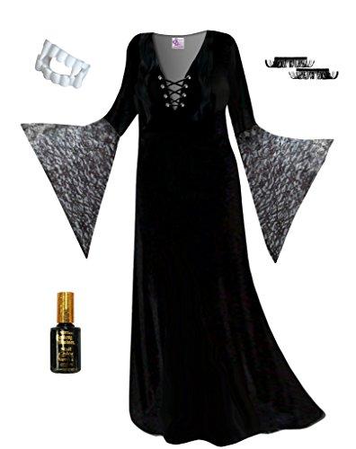 Sanct (Vampiress Costumes Kit)