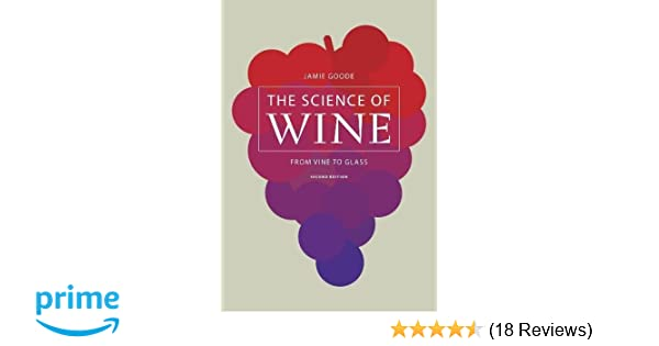 the science of wine from vine to glass