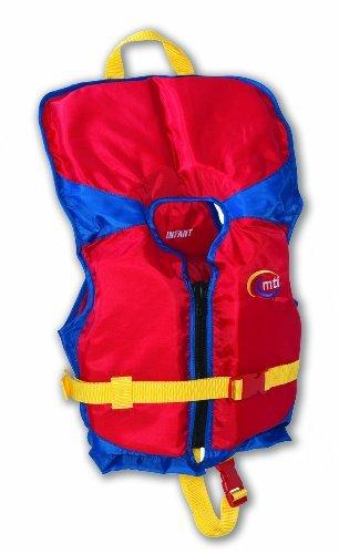 品質満点 MTI Adventurewear Child PFD (Red/Blue, PFD Life Jacket with Collar (Red MTI/Blue, Child Size/30-50-Pound) B013XRLN6Q, 松江市:aa2c8bca --- a0267596.xsph.ru