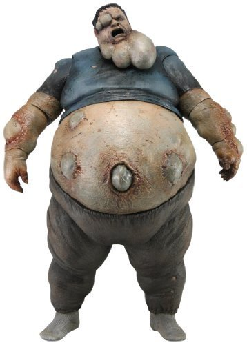 Neca Left 4 Dead - 7 Scale Action Figure - Deluxe Boomer Figure by NECA