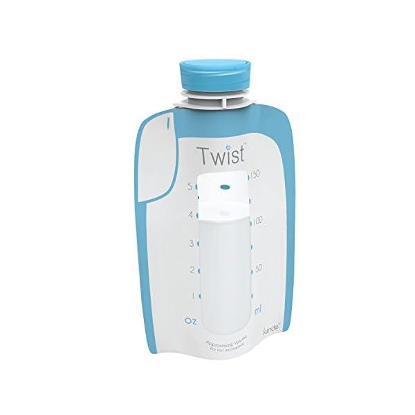 Kiinde-Breast-Milk-Storage-Twist-Pouch-6-oz-Pack-of-80