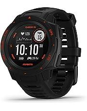 Garmin Instinct Esports Edition zegarek GPS dla graczy, czarny