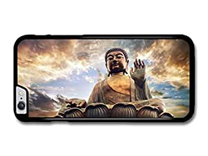 """AMAF ? Accessories Buddha Praying With Cloudy Sky Tibet case for iPhone 6 Plus (5.5"""")"""