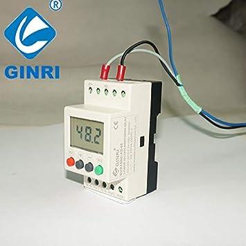 Electrical Equipments Svr1000/Ad48 Lcd Relé de voltaje de ...
