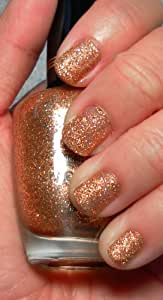 Milani 1 Coat Glitters Nail Lacquer - Gold Glitz