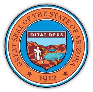 Arizona State Seal - 4
