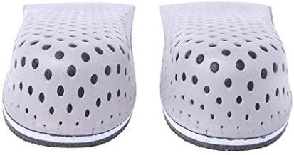 Haptian 2cm3cm4cm Erhöhende Einlegesohle Schmerzlinderung Absorbieren Sie die Schweißhälfte für den allgemeinen Gebrauch