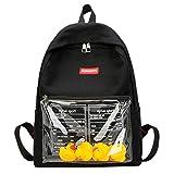 YJYdada Backpack, Child Baby Girls Boys Kids Duck Animal Student Backpack Toddler School Bag (Black)