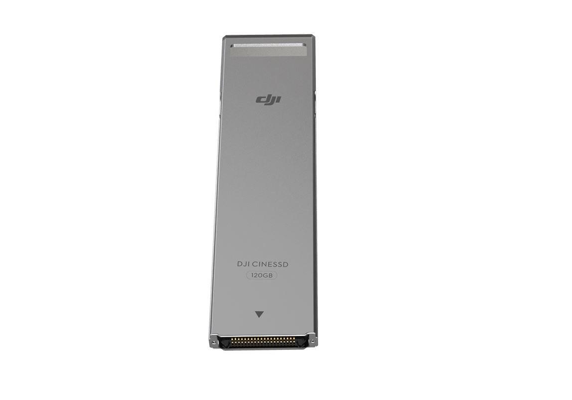 DJI ドローン用アクセサリ PART1 DJI CINESSD 120G Inspire 2対応 IS2CS12JP 120G  B01N79R6CE