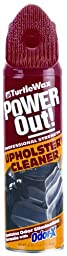 Turtle Wax T246A Power Out Upholstery Cleaner - 22 oz.