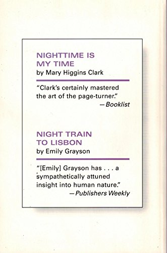 Reader's Digest Select Editions, Volume 3, 2005 (Large Type) Nighttime Is My Time; Night Train to Lisbon