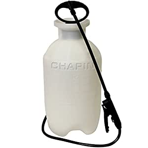 Chapin 20002 Poly Lawn and Garden Sprayer For Fertilizer, Herbicides and Pesticides , 2 Gallon