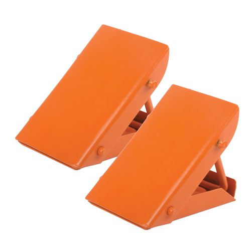 Silverline Wheel (Silverline Folding Steel Wheel Chocks Pair)