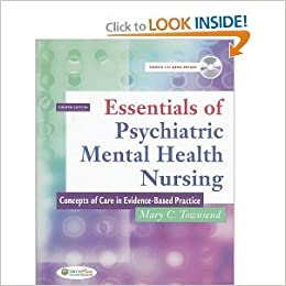 Essentials Of Psychiatric Mental Health Nursing 4th Fourth Edition