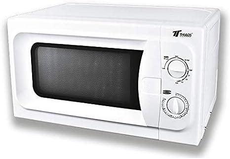 Horno microondas 20 litros con grill, potencia de 700W. THULOS TH-MO51G