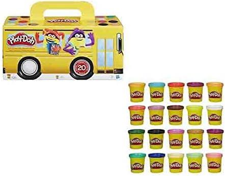 Play-Doh Super Color Pack 20 unidades Pongo plastilina juguete juegos Idea regalo Navidad # AG17: Amazon.es: Hogar