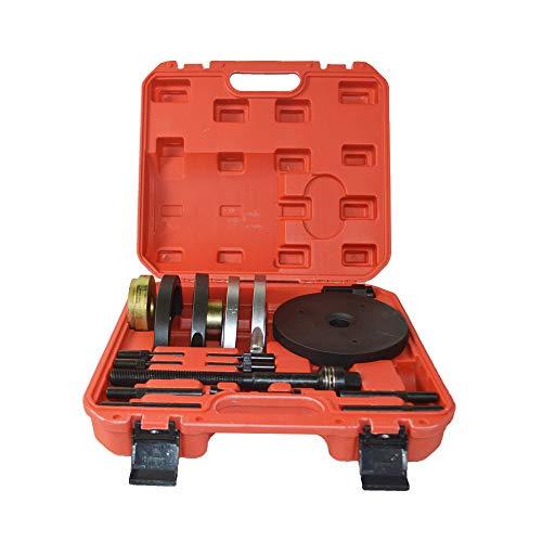 TECHTONGDA Wheel Hub Drive Bearing Removal Puller Install Car Service Tool Set 82mm
