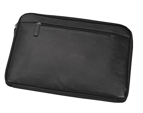 Bellino Under Arm Briefcase Black