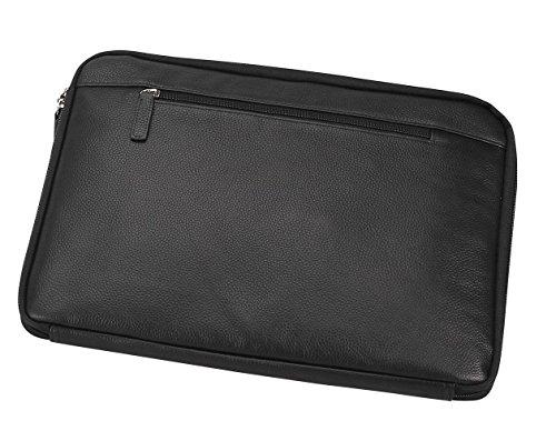 - Bellino Under Arm Briefcase Black