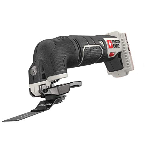 Porter-Cable PCC710BR 20V MAX Cordless Lithium-Ion Oscillating Tool (Bare Tool) (Renewed)