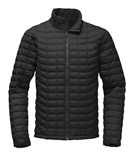 The North Face Mens Thermoball Jacket TNF Black Matte - XL by The North Face