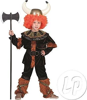 Das Kostümland Disfraz de Oruga Vikingo para niños – Fantástico ...