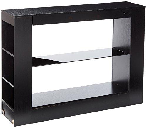 247SHOPATHOME IDI-13615 Sideboards, Black by 247SHOPATHOME