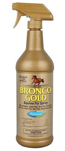 Farnam Bronco Equine Spray Repels