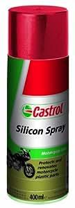 Castrol 17086540- Pulverizador de lubricante de silicona de 400 ml.