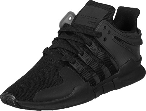 adidas EQT Support ADV, Zapatillas de Gimnasia Para Hombre Negro (Negbas / Negbas / Ftwbla 000)