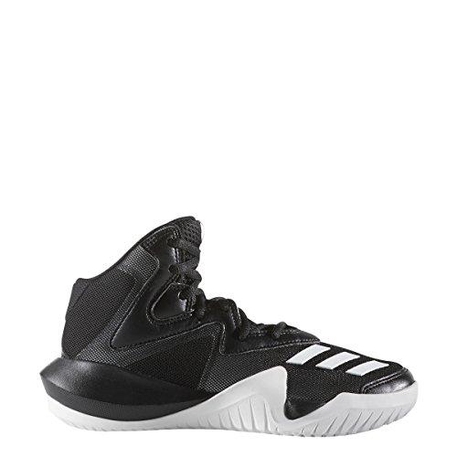adidas Kids' Crazy Team K Skate Shoes