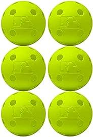 Franklin Sports MLB Indestruct-A-Balls – Bolas de beisebol resistentes