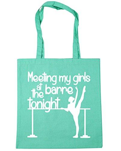Hippowarehouse Litros De Barra A De Chicas En La Mis 10 Asas De Playa Noche Menta X38cm Cm Bolsa Conocer Gimnasio De Compras 42 rxf4Rnr