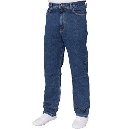 NEW Aztec Man Straight Regular Basic farmers Mechanic Denim Jeans Large