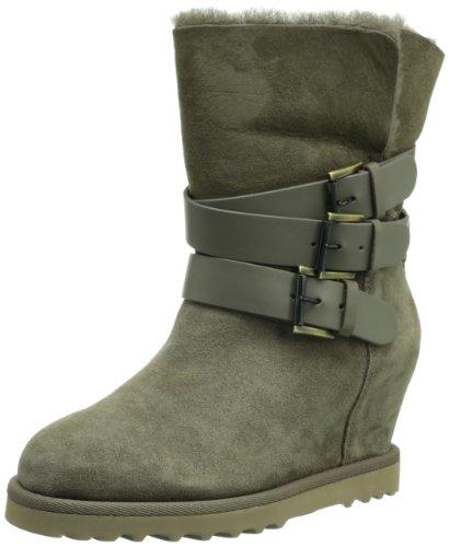 Ash Women's Yes Boot,Topo,41 EU/11 M US