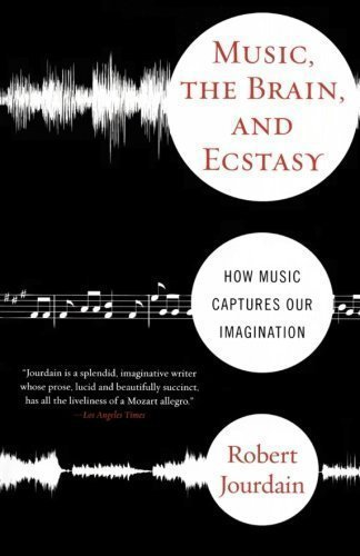 Music, The Brain And Ecstasy: How Music Captures Our Imagination By Jourdain, Robert (2002)