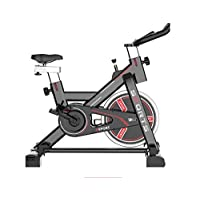 MUGAR Spinning MG-400 Hometrainer, fitness spinning Bike Aerobic Home, stil met touchscreen, verschillende weerstanden…