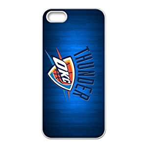 Cool-Benz OKLAHOMA CITY THUNDER basketball nba Phone case for iPhone 5s