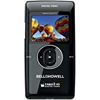 Bell + Howell T200GB-BK 5.0 Megapixel Take2HD 720p HD Flip Digital Video Camcorder (Black)