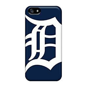 Detroit Tigers Case Compatible With Iphone 5/5s/ Hot Protection Case