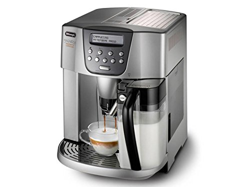 Delonghi ESAM 4500 Magnifica Pronto Cappuccino Super Fully Automatic Espresso Machine Coffee Maker, Black