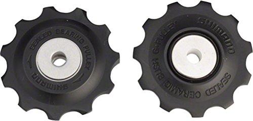 Shimano XTR M970 9-Speed Rear Derailleur Pulley Set: Version -